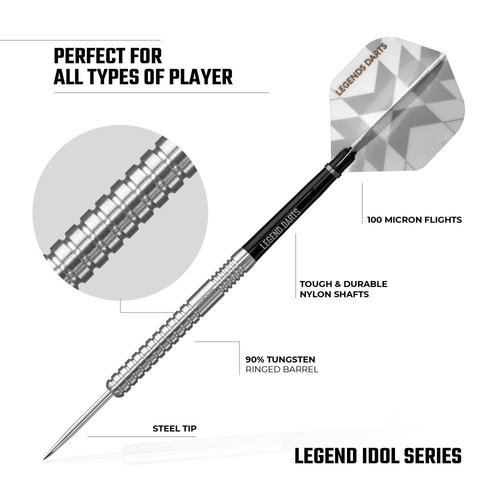 Legend Darts Lotki Legend Darts Pro Series V2 90%