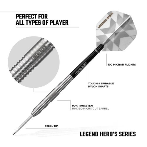 Legend Darts Lotki Legend Darts Pro Series V1 90%