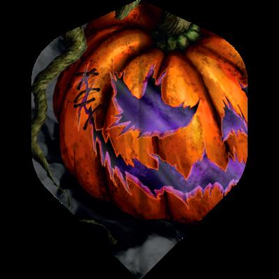 Piórka Designa Horror Show - Pumpkin King No2