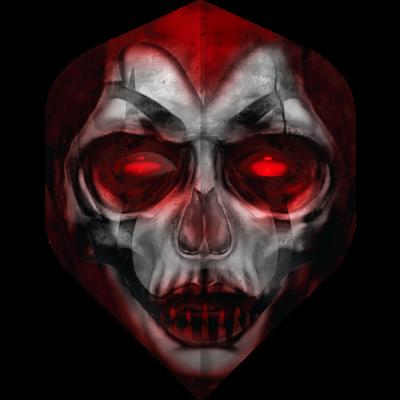 Piórka Designa Horror Show - Jester Queen No2
