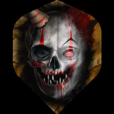 Piórka Designa Horror Show - Killer Clown No2