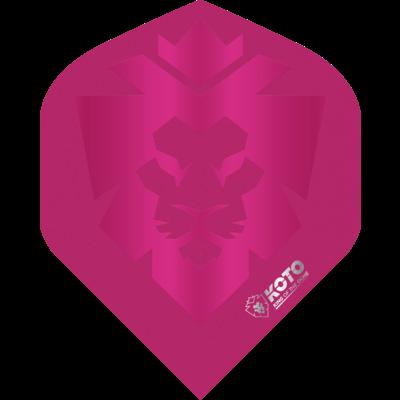 Piórka KOTO Pink Emblem NO2