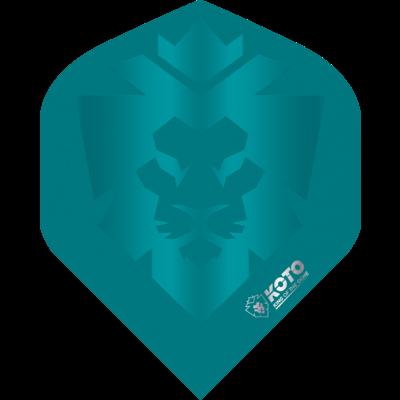 Piórka KOTO Jade Emblem NO2