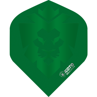 Piórka KOTO Green Emblem NO2