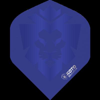 Piórka KOTO Blue Emblem NO2
