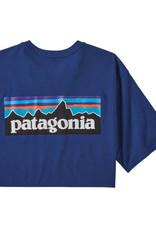 patagonia 38504 M's P-6 logo responsibilli Tee