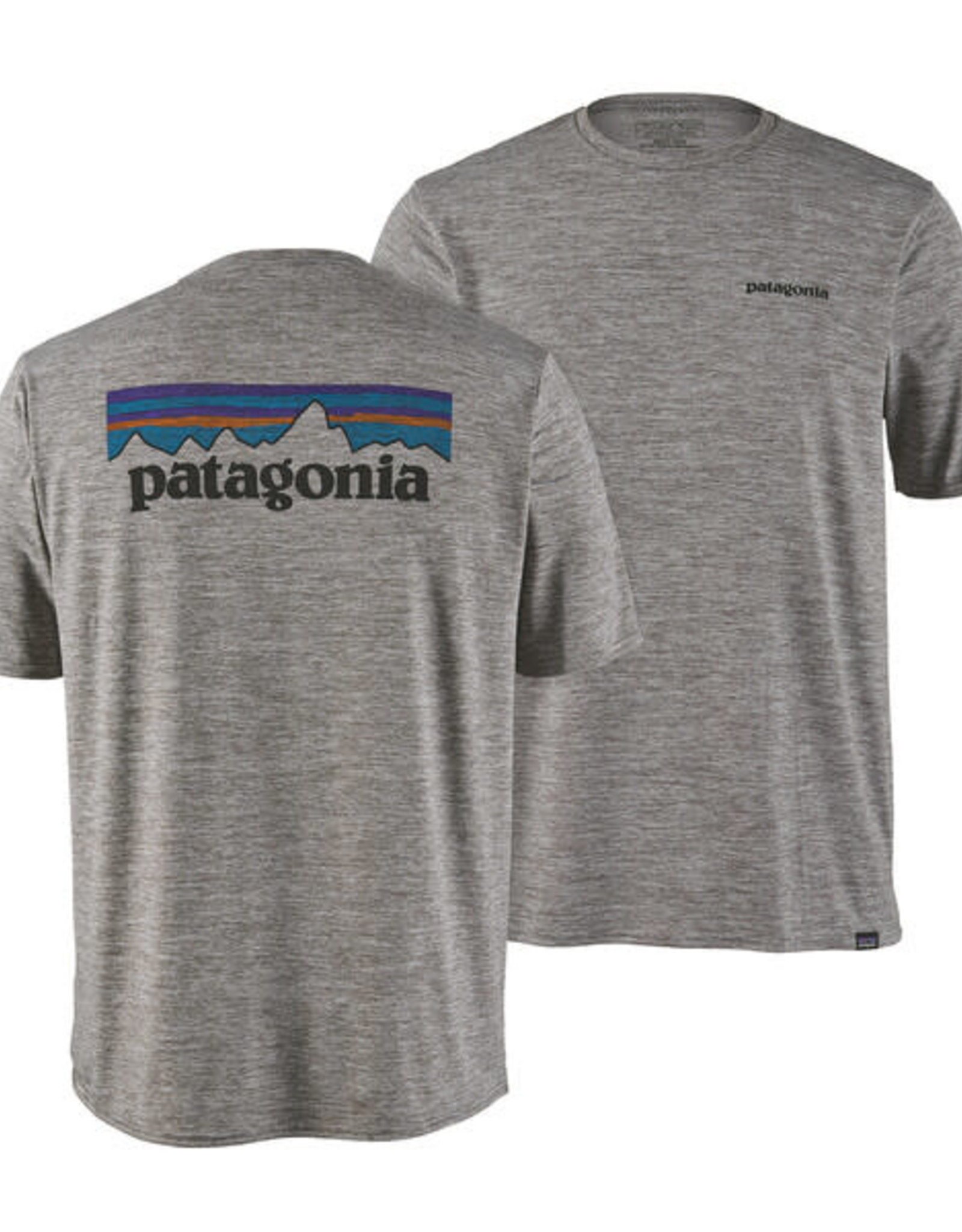 patagonia 45235 M's Cap Cool daily graphic shirt