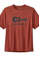 patagonia 45235 M's Cap Cool daily graphic shirt