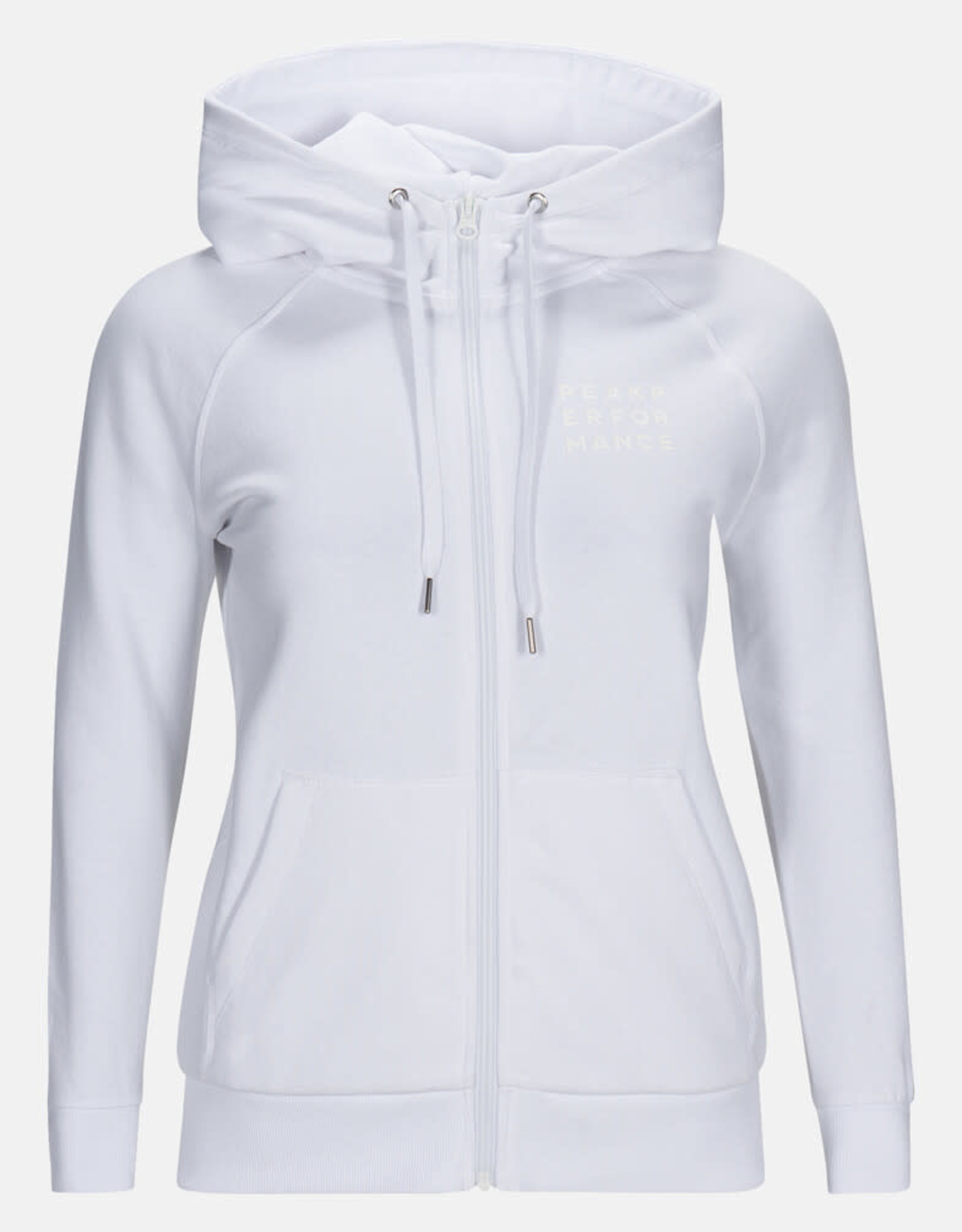 Peak Performance G66046073 dames Ground Zip hood sweater
