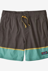 patagonia M's Stretch wavefarer volley shorts
