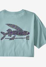 patagonia m's Flying Fish organic T-shirt 38528