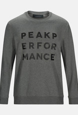 Peak Performance G66046067 Mens Ground Crew sweater