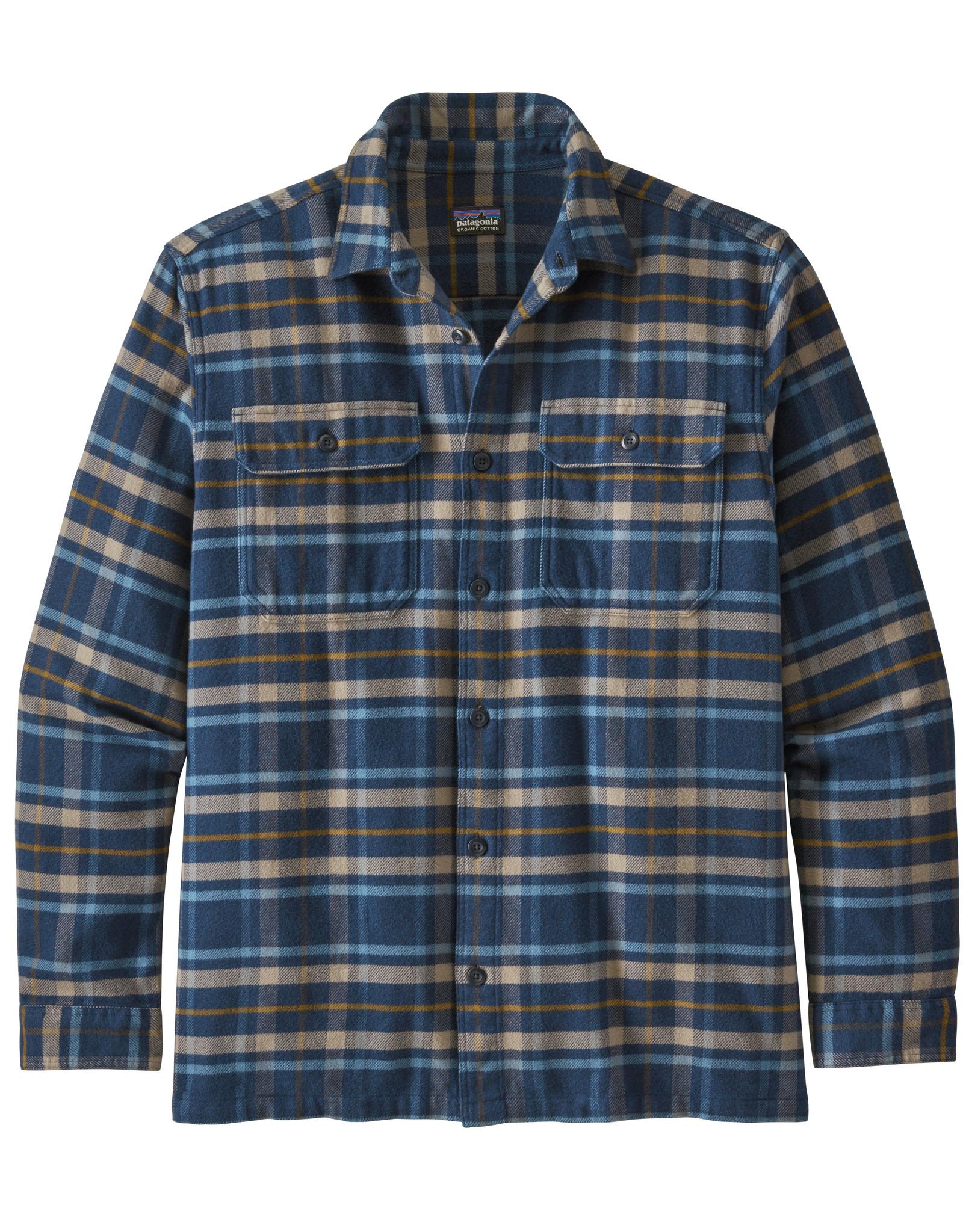 patagonia Fjord Flannel shirt 53947