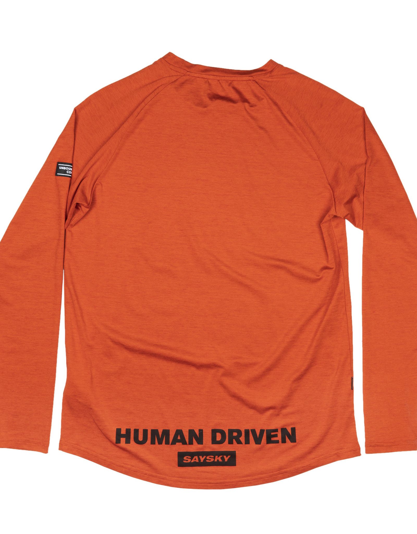 Saysky Human Driven Pace LS ref EMRLS03