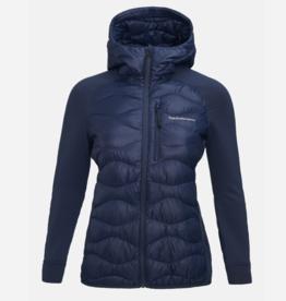 Peak Performance W Helium Hybrid hood jacket G63081124