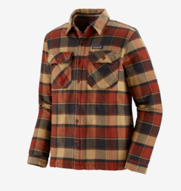 patagonia 27640 Insulated Fjord Flannel jkt