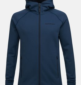 Peak Performance Chill Zip Hood heren (ref G64681016)
