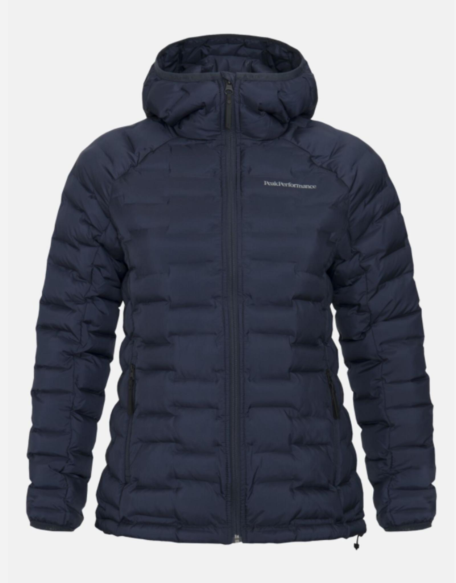 Peak Performance Argon Light hooded jacket dames (G66901019)
