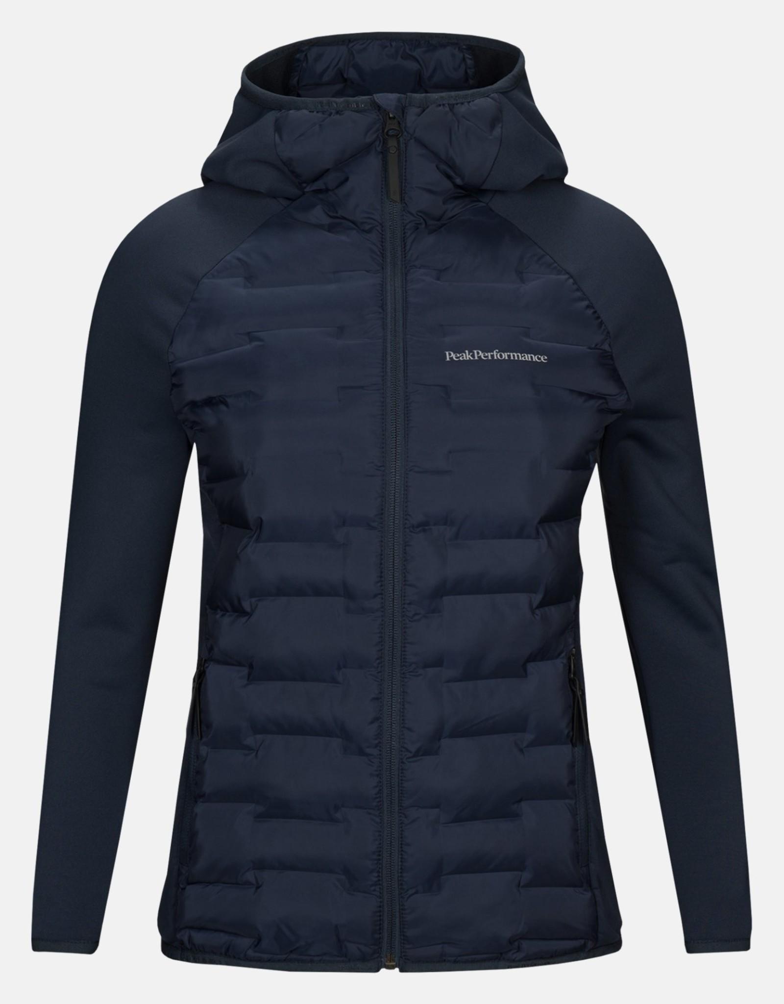 Peak Performance Argon Hybrid hood jacket dames (ref G66901501)