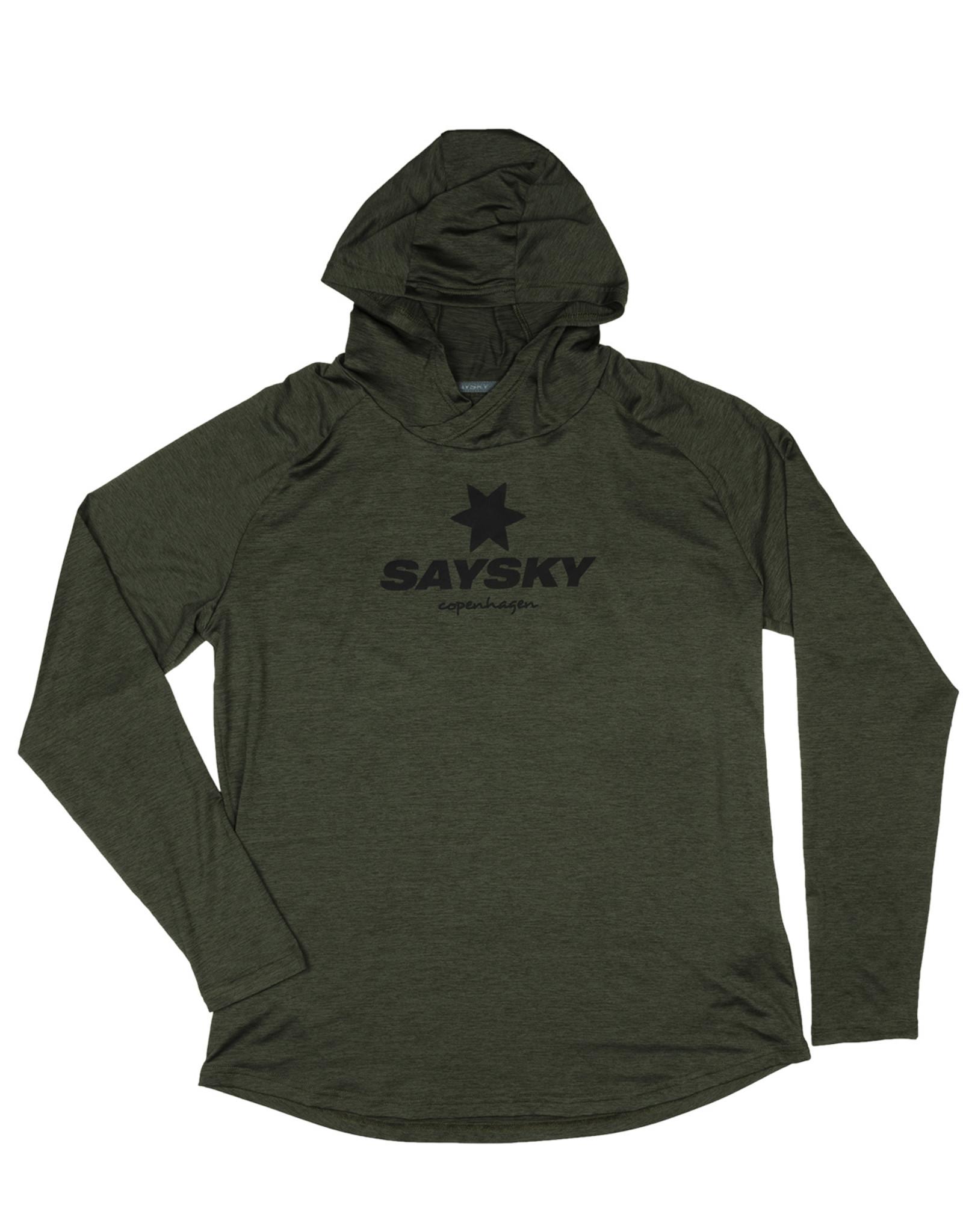 Saysky Hooded Pace LS unisex (ref EMRLS08)
