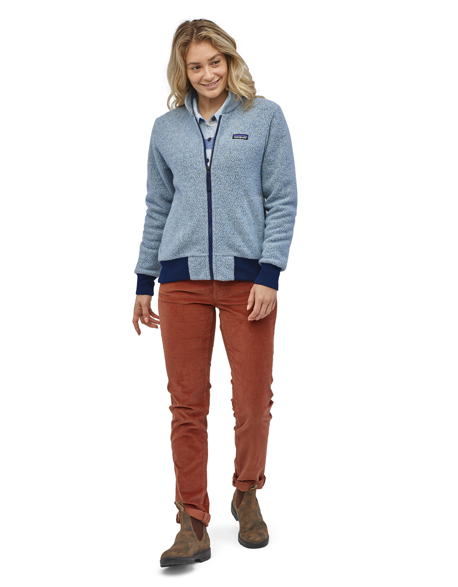 patagonia Woolyester fleece jkt dames (ref 26945)