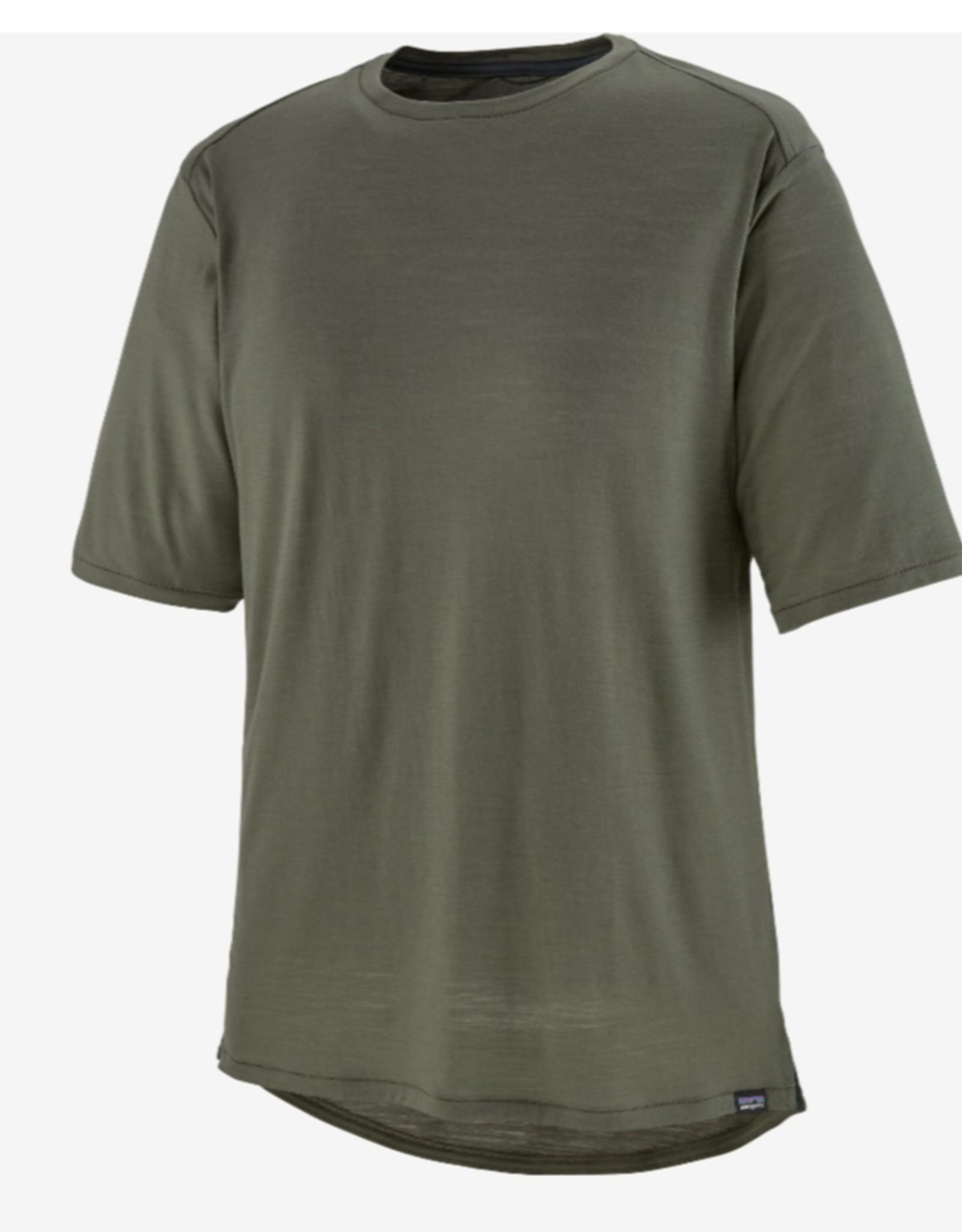 patagonia Merino bike short sleeve shirt heren (ref 23925)