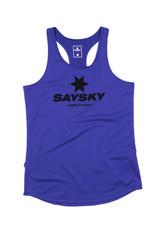 Saysky Wmns classic Combat Singlet Royal Blue