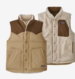 patagonia M' s Reversible bivy down vest (27588)
