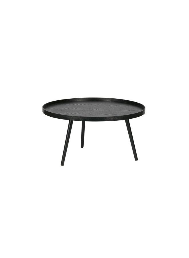 Mesa bijzettafel XL zwart