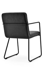By-Boo Chair Amber - anthracite