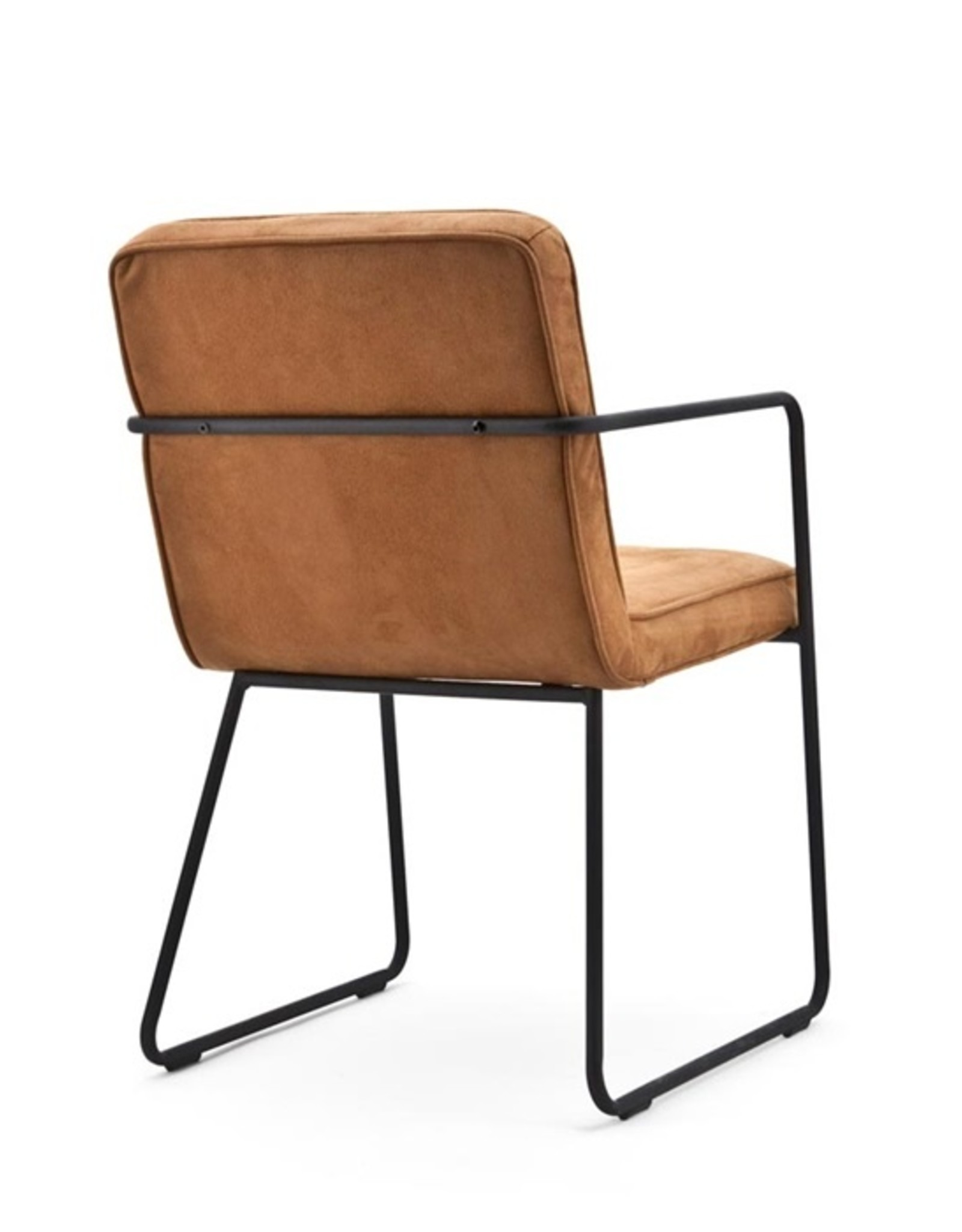 By-Boo Chair Amber - cognac