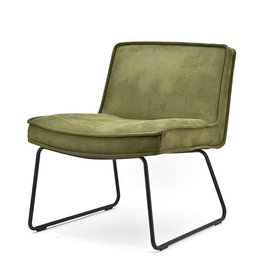 By-Boo Lounge chair Amber - Green