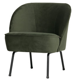 Fauteuil Lynn - Dark green