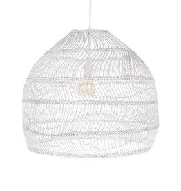 HK living Ubud hanglamp M - wit