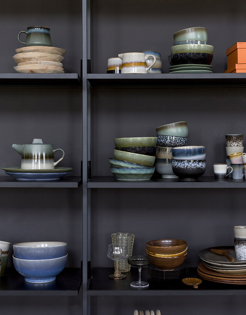 HK living Schaaltjes van keramiek - set van 4