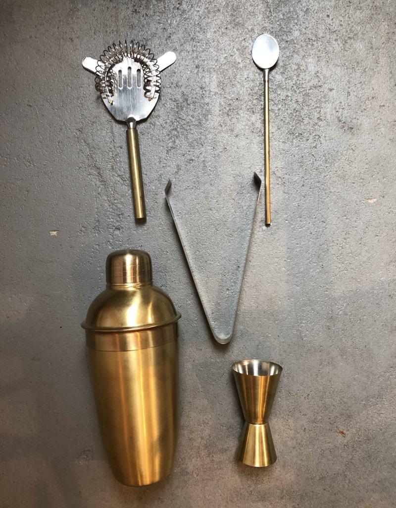 Blooming Cocktail shaker set