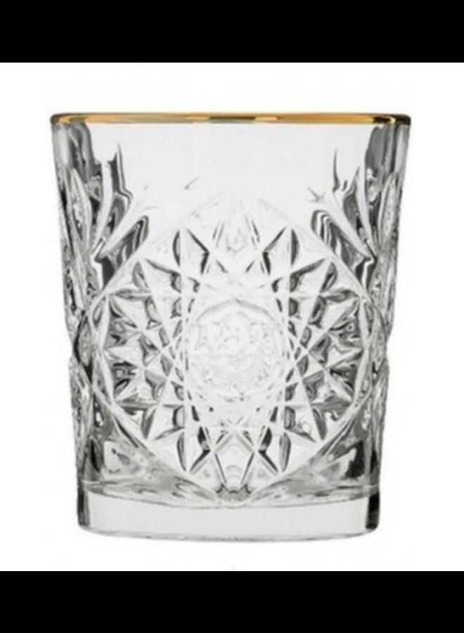 Libbey Glas goud randje