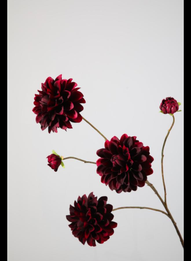 Kunstbloem Dahlia