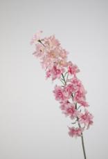 Kunstbloem Delphinium licht roze