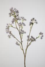 Kunstbloem Berry Spray lila