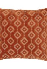 Bricks Kussen Roest - 50x50