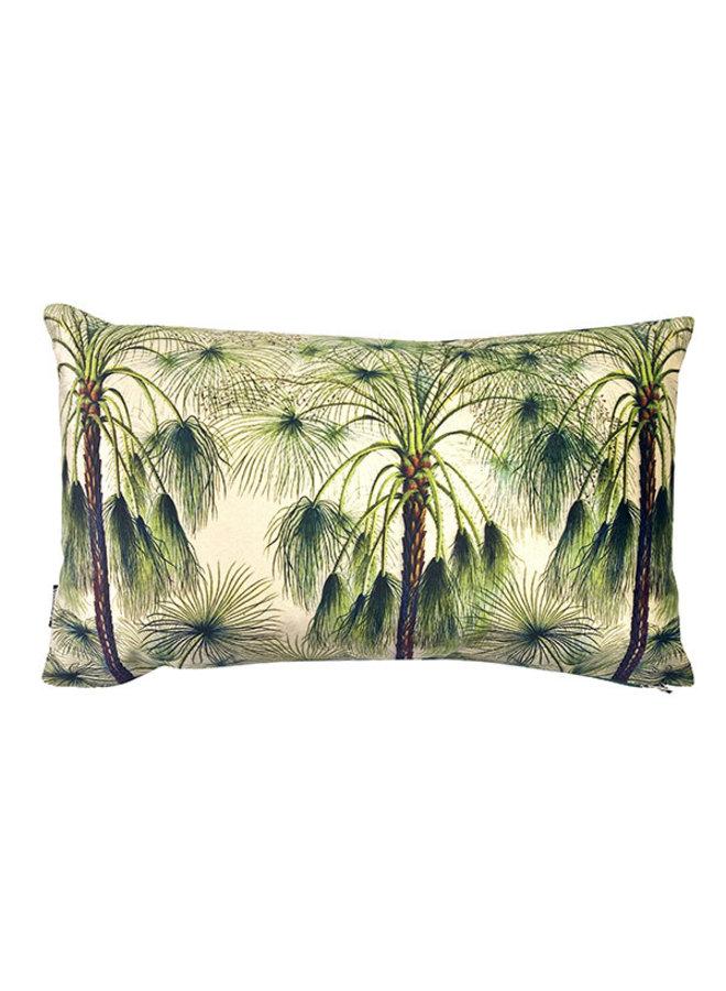 Kussen Green Palms 30x50