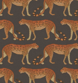 Cole & Son Behang - Leopard Walk