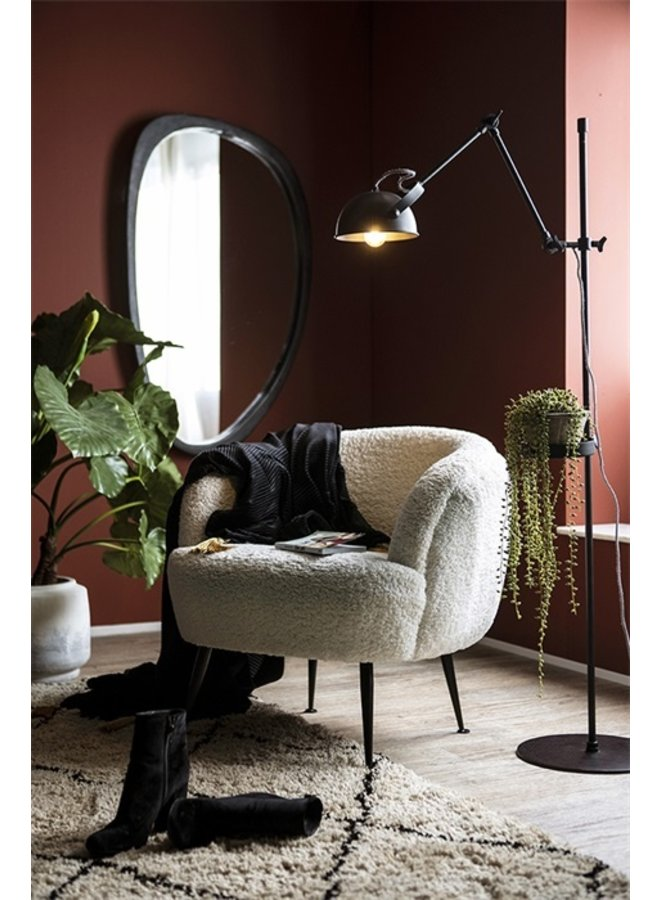 Fauteuil Babe - Wit