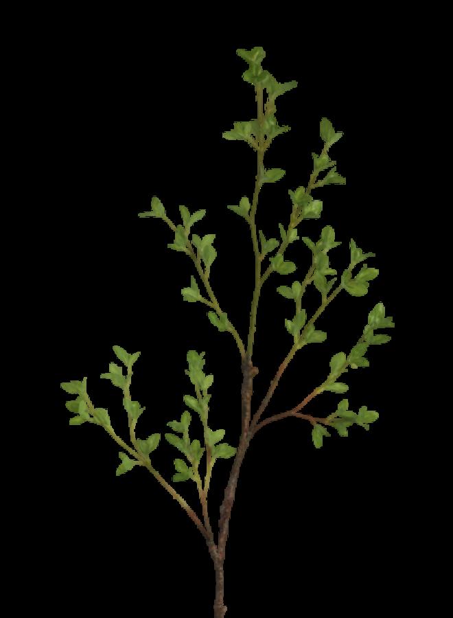 Kunstbloem Leaves Spray