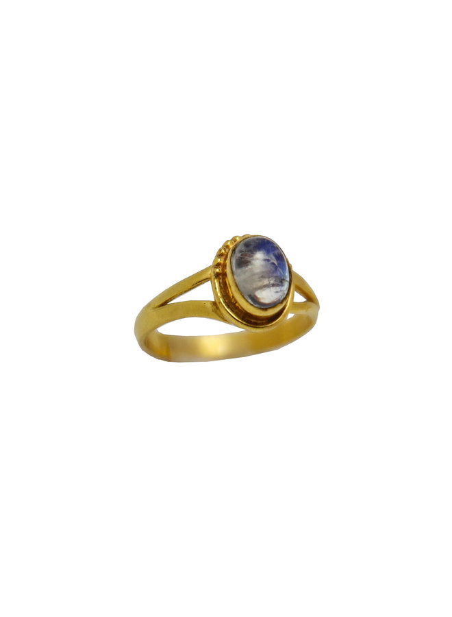 Gold Moonstone
