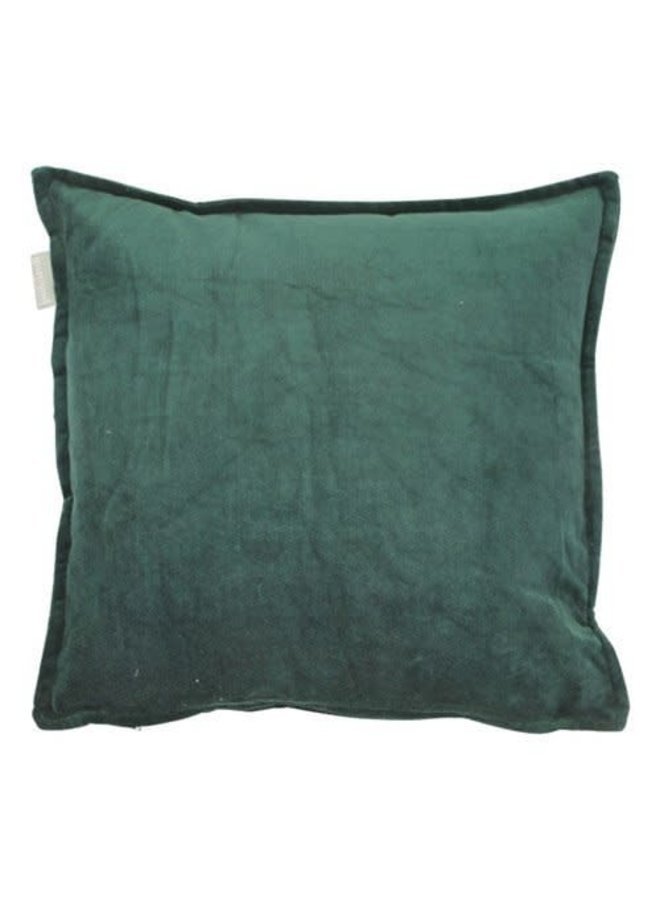 Kussen Bottle Green - 45x45