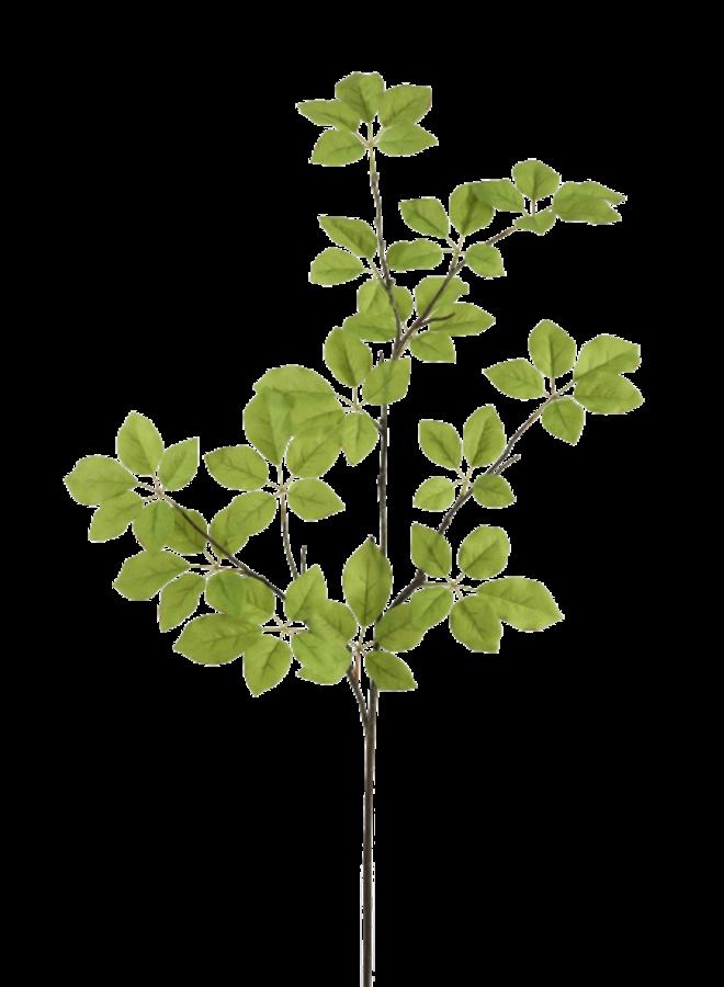 Kunstbloem Schefflera blad