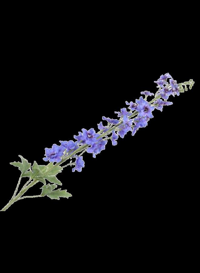 Kunstbloem Delphinium groot - blauw/paars