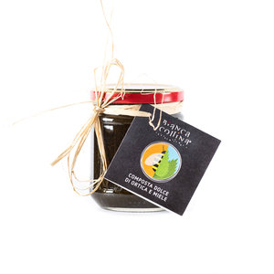 Bianca Collina Composta dolce ortica e miele